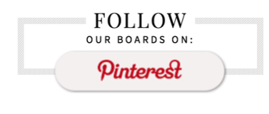 Follow Our Boards On Pinterest